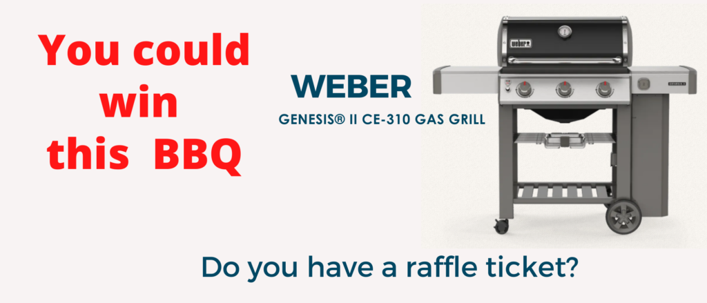 Weber BBQ promo post
